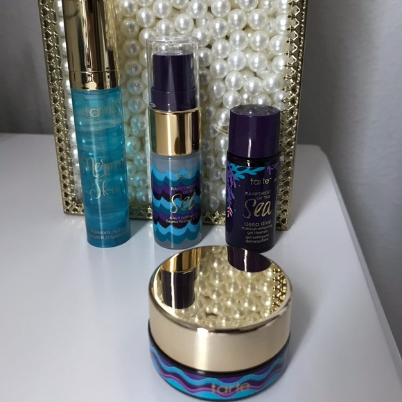 tarte Other - TARTE RAINFOREST OF THE SEA TRAVEL SIZES